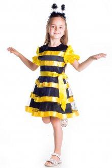 Нарядный костюм пчелки на утренник