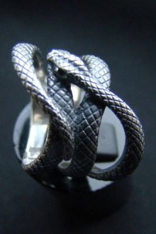 Кольцо-змея