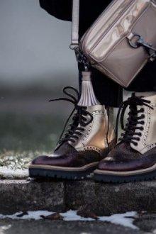 С чем носить обувь
