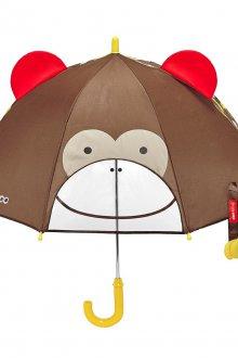Стильный детский зонтик обезьяна