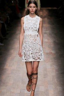 Платье в стиле прованс из хлопка