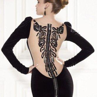 Иллюзия открытой спины