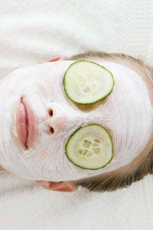 Осветляем кожу с помощью компрессов и масок