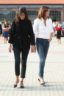 Брюки и джинсы во французском стиле