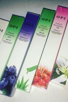 Достоинства масла для кутикулы OPI