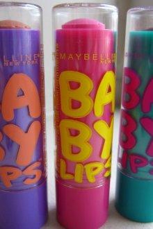 Baby Lips с персиком
