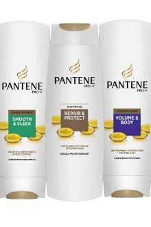 Особенности шамнуня Pantene Pro V