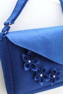 Особенности сумки из фетра