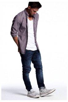 Виды мужской джинсовой обуви