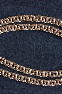Особенности плетения цепочек «бисмарк»