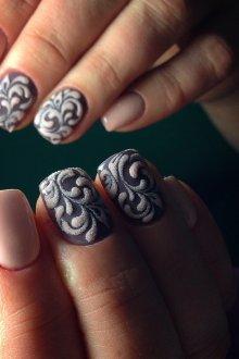 украшения ногтей