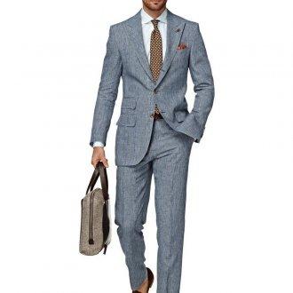 Летний вариант мужского костюма