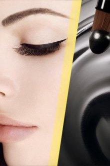 Как наносить гелевую подводку для глаз