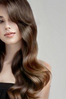 Шампунь для всех типов волос «Молочко миндаля и цветок липы»