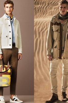 Мужские наряды в стиле сафари