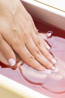 Как делать ванночки для ногтей в домашних условиях
