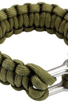 Что такое браслет из паракорда