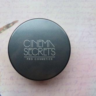 Минеральная пудра от Cinema Secrets