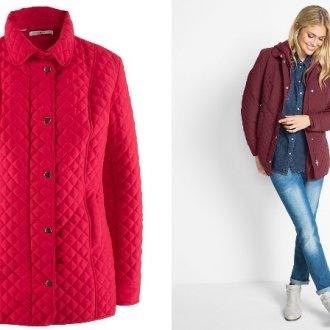 Женские короткие стеганые куртки