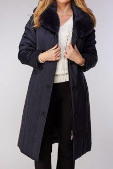 Пальто из болоньи
