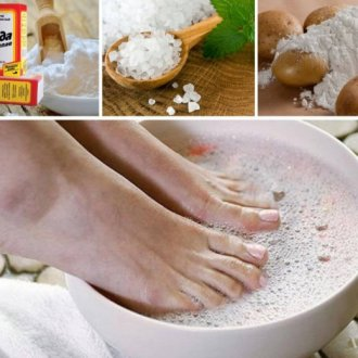 Содово-солевая ванна для похудения