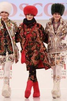 Особенности одежды в русском народном стиле
