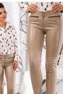 Как выбрать штаны цвета беж