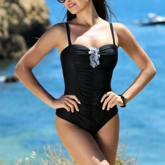 Идеальный черный купальник