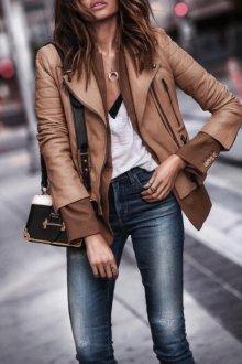 Как выбрать короткую куртку в зависимости от фигуры