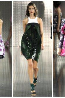 Экстравагантные женские платья