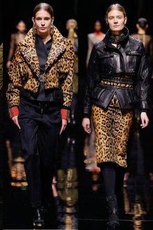 Модные сочетания с леопардовым принтом