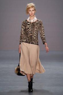Жакет с леопардовым принтом