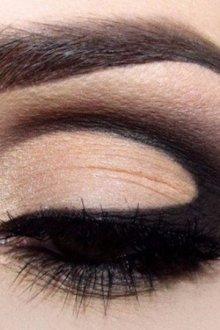 Техника макияжа «банан»