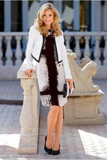 Необычное платье в гардеробе женщины 30 лет