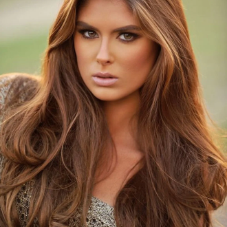 Карамельный цвет волос