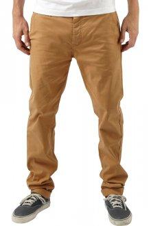 Песочные мужские брюки слаксы