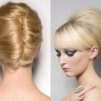 Прически ракушка на длинные волосы