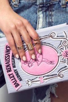 Необычные кольца на фаланги пальцев